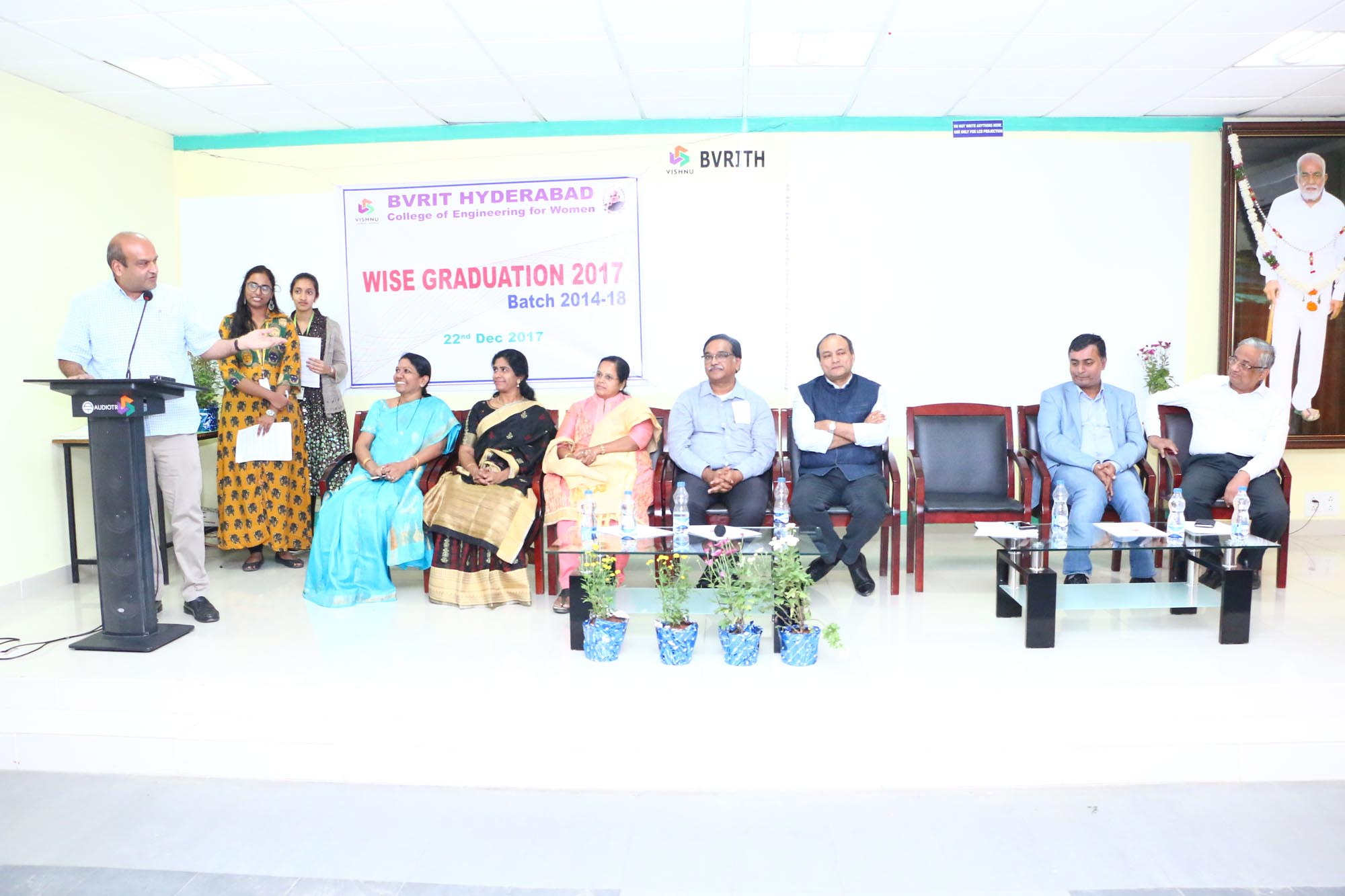 Inauguration of WISE Graduation Day