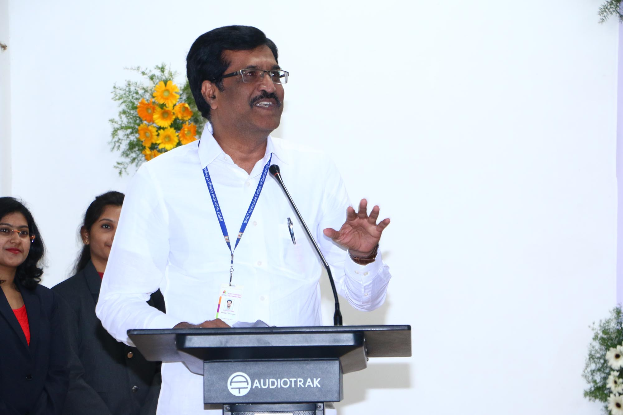 Sri Jagapathi Reddy garu, Placement Manager, BVRITH