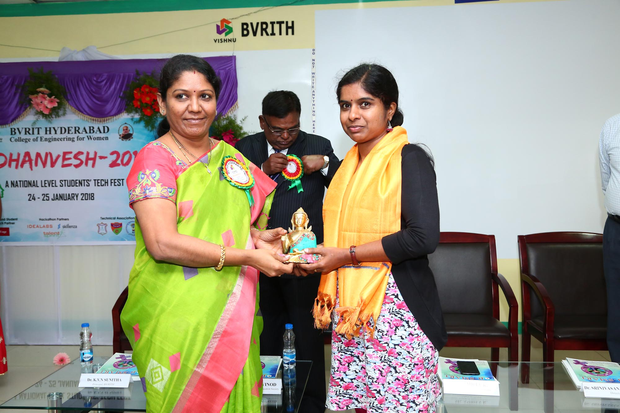 Facilitation to Guest of Honour