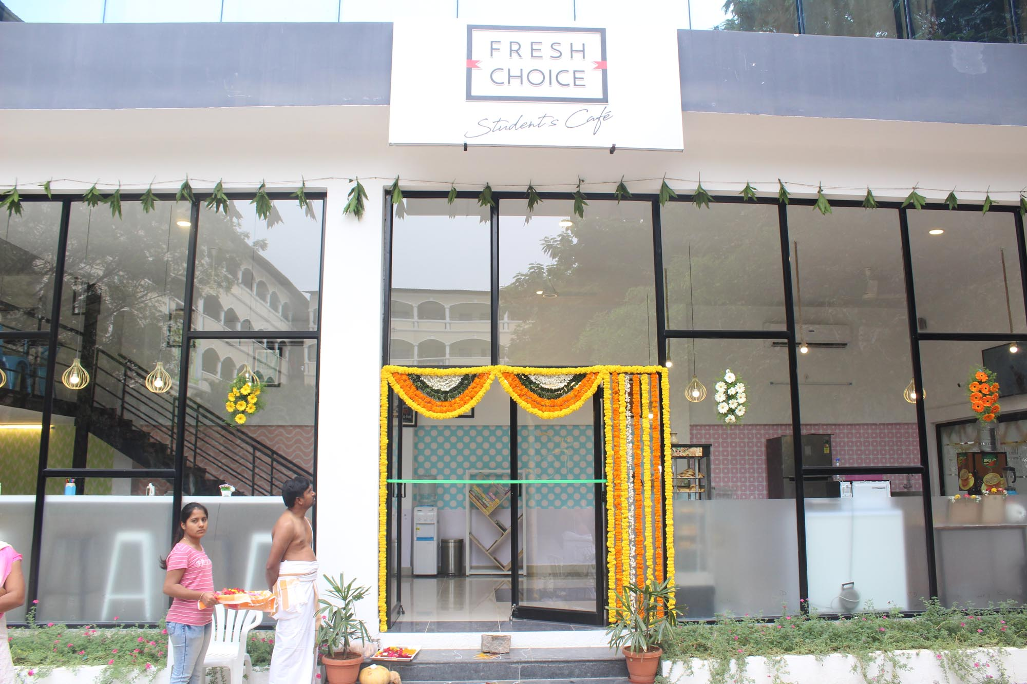 Fresh Choice Bakery Inauguration